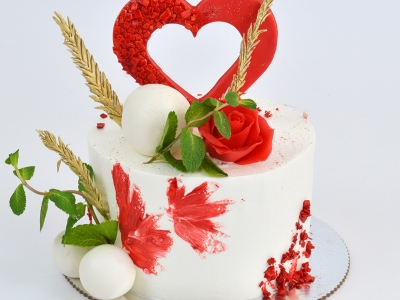 Torta Čudesni vrt