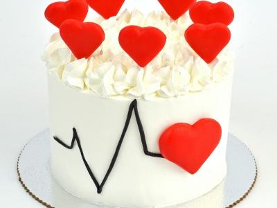 Torta ljubavno ludilo